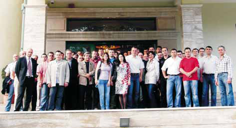 Проведе се традиционният семинар на ЮМО България