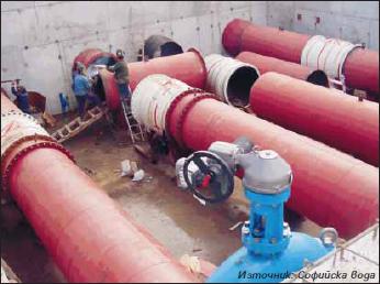 Тръбопроводи за водоснабдяване и канализация
