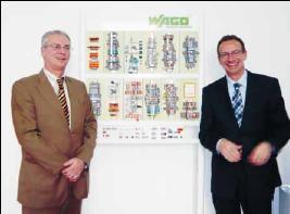Интервю с Юрген Шефер, прокурист, и Кристиан Иршик, мениджър на WAGO Kontakttechnik