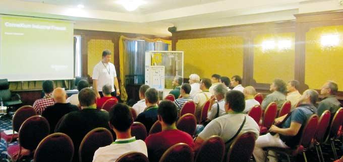 Индустриален семинар на Шнайдер Електрик България