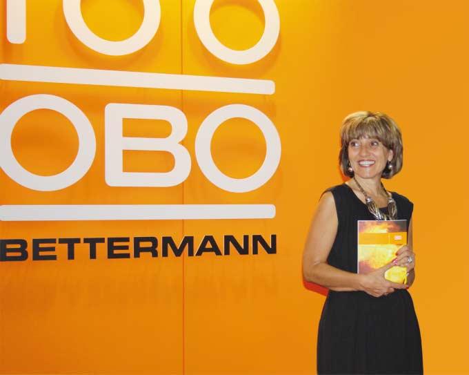 Интервю с Мария Миленкова, управител на OБО Беттерманн България