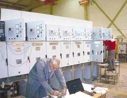 Елиа реализира цялостна реконструкция на подстанция 6 kV в Елаците-Мед