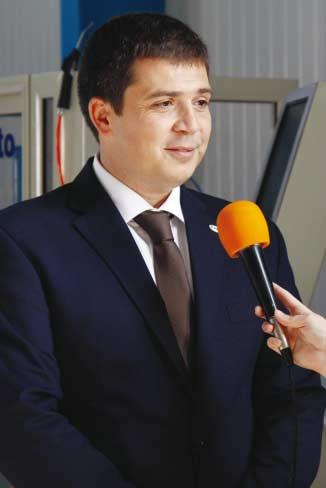 Интервю с Димитър Иванов, управител на ВАТО БГ