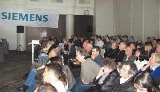 Семинар на Siemens и КИИП София за хидравликата в ОВиК системи