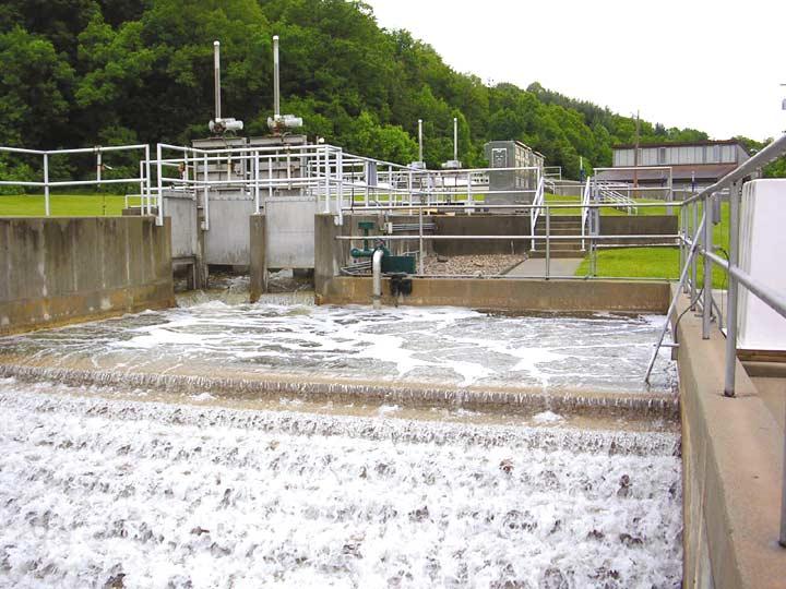 Обработка на утайки от промишлени отпадни води
