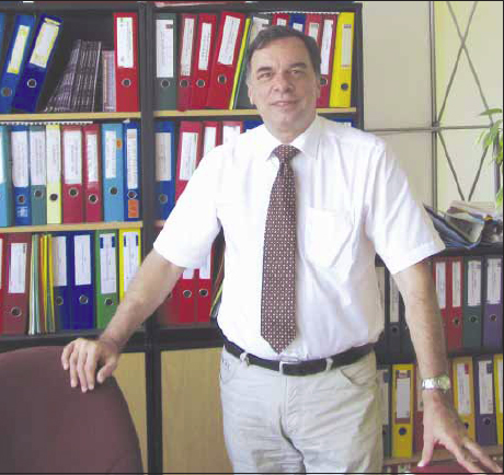 Интервю с Димитър Рачев, управител на фирма Футурел