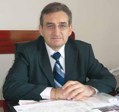 Интервю с инж. Нишан Бъздигян, управител на фирма РАИС