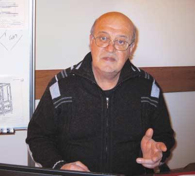 Интервю с Венцислав Колев, главен конструктор във фирма Трейд Майстер