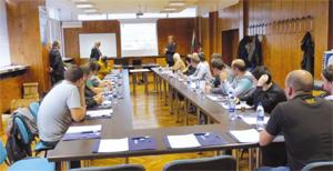 Галика бе домакин на семинари в ТУ-Варна и ТУ-София
