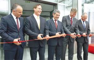 АББ официално откри втория си завод в индустриална зона Раковски