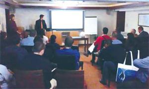 HERMETIC-Pumpen и Икома организираха съвместен семинар