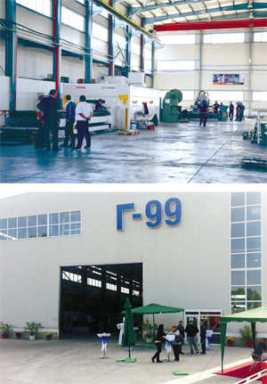 Полимета C и Г-99 проведоха Дни на отворените врати в Пловдив