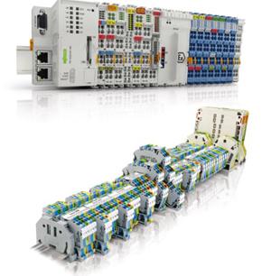 Wago предлага широка гама взривобезопасни продукти за автоматизация на машини и съоръжения