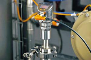 Сензорите на ифм електроник гарантират надеждно следене на процесите в млекопреработвателната промишленост