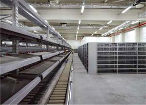 Логистични системи: Предлагаме решения, които отговарят на най-съвременните изисквания към складовите системи