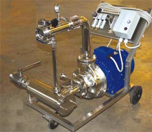 Ултима Инокс е специализирана в производството на енологични материали