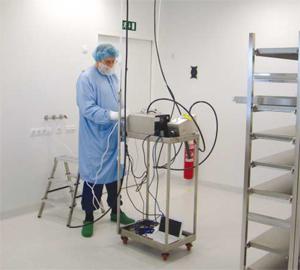 Предлагаме решения с приложение във фармацевтичната промишленост и електрониката