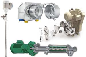 Евротех предлага оборудване хигиенно изпълнение от водещи европейски производители