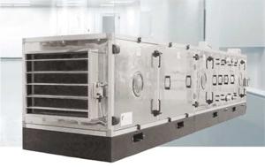 Хигиенните климатични камери TANGRA гарантират качеството на въздуха