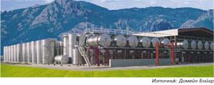 Домейн Бойар работи по най-съвременни винарски технологии