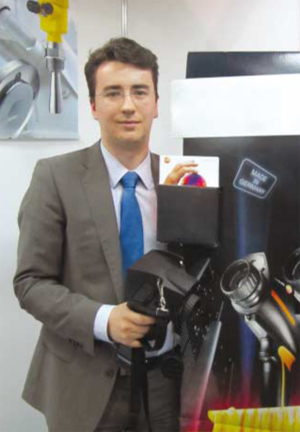Тобиас Савченко, Testo: Благодарение на сътрудничеството си с Глобал-Тест предлагаме оптимални услуги на българските клиенти