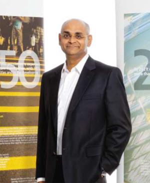 Eaton, Раманат Рамакришна: Иновацията е от решаващо значение за растежа на нашите клиенти