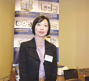 Shihlin Electric, Хелън Су: Целта ни е да се превърнем във водещ доставчик на превключватели НН