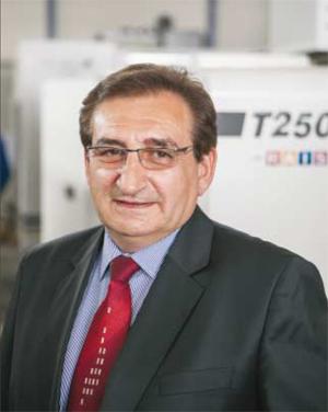 РАИС, Нишан Бъздигян: За 20 години се наредихме сред най-добрите производители на металорежещи машини в света