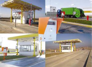 Атарк ЕООД предлага нова система за автоматична обработка на МПС, измервани на електронни автомобилни везни