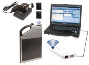 НДТ Продукти и системи: Дигитален скенер за индустриална радиография DXR250C-W