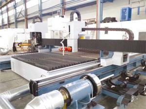 Машините за плазмено рязане серия PL-C са с нов модулен дизайн