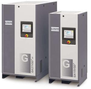 Енергоспестяващите решения на Atlas Copco намаляват консумацията на електроенергия и допринасят за намаляване на въглеродния отпечатък на индустрията