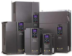 Мехатроникс: Серията честотни регулатори СР2000 разполага с функцията за вярното включване на до 4 компресора