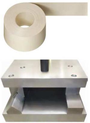 Хенлих: Високо износоустойчивата триболента от iglidur V400 издържа на дълготрайни температурни натоварвания
