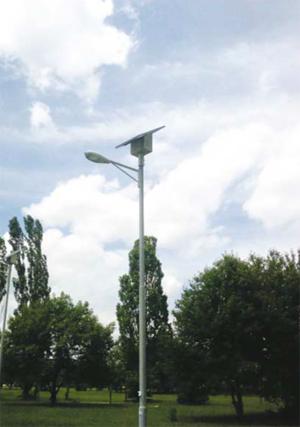 Автономно улично осветление