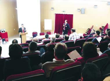 HYDAC организира работна среща в Хисаря