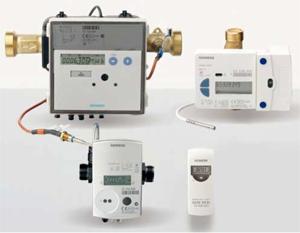 Прецизно отчитане на топлинната енергия в жилищни сгради и абонатни станции с уреди Siemens