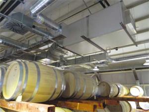 Тангра: Вентилационни, климатични и технологични инсталации във винарски изби