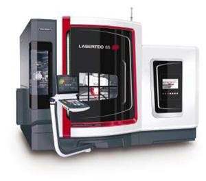 DMG MORI: Производство чрез изграждане на 3D компоненти с качеството на завършен детайл