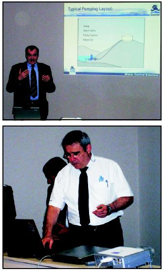 Индустриал Партс и Bermad домакини на семинар