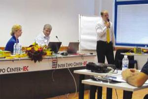 Ехнатон проведе семинари за безопасност