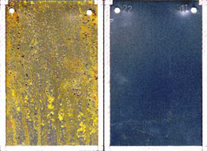 Короза Карат предлага пълна гама препарати за обработка на метали