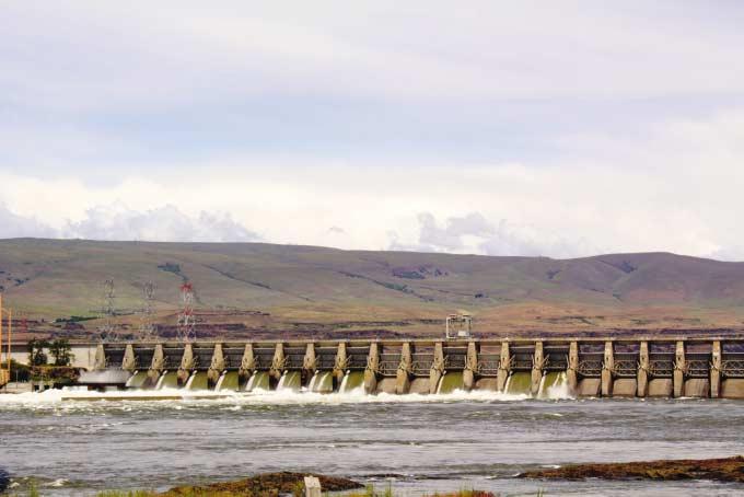 Управление на водните ресурси в страната
