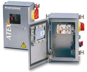 DTS внедри взривозащитени електрически табла от Socomec в завода на Italcementi Group в Девня