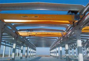 Подемкран с водещо място в производството на индустриални кранове и кранови компоненти