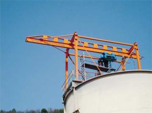 Булкем предлага широка гама товаро-подемни кранове