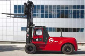 ИПО започна производството на собствена серия дизелови мотокари