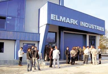 Фабрика на Елмарк Индустриес отвори врати в Добрич