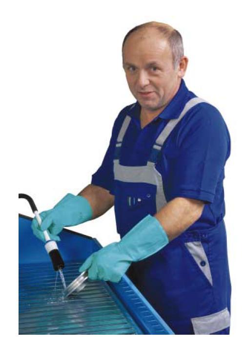 Обезмасляване на повърхности и части със системи за студено почистване