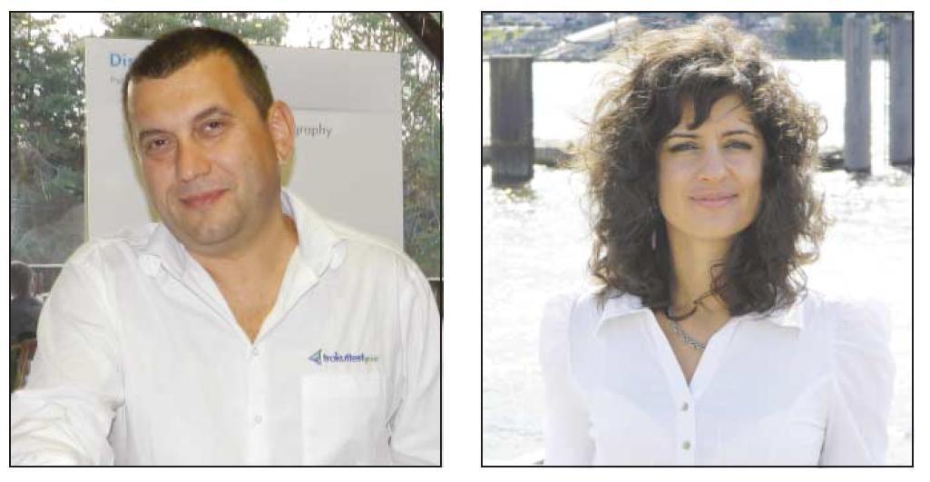 Подхода към клиентите ни отличава от конкуренцията - Евгени Митрев и Зоя Найденова, управители и съдружници в Трокуттест България